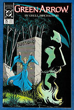 GREEN ARROW # 25  - DC 1989  (vf)