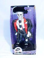 2005 Gemmy Vintage Halloween Swinging Skelly Skeleton Decoration