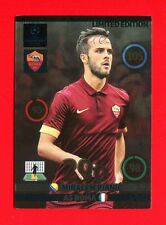 CHAMPIONS LEAGUE 2014-15 Panini - Card Limited edition - PJANIC - ROMA