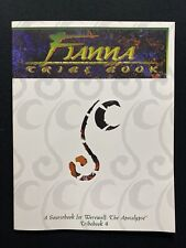 Werewolf: The Apocalypse Fianna Tribe Book 4 Sourcebook Unused