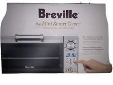 Breville  Mini Smart Oven Stainless Steel Element IQ BOV450XL New