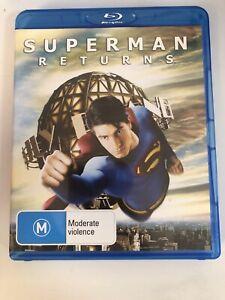 Superman Returns (Blu-ray, - FREE POST