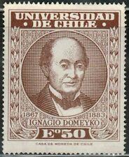 Chile Revenue Universidad Ignacio Domeyko 50 escudos NG (A005)