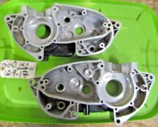 Montesa 250 Cappra 73M NOS left & Right Engine Cases  p/n 6660.140
