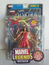 Marvel Legends ELEKTRA Series 4 Action Figure Toybiz
