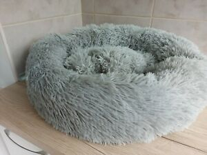 dog calming bed