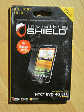 Zagg Invisible Shield - HTC Evo 4G LTE Screen Protector