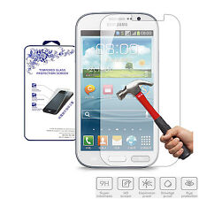 For Samsung Galaxy Grand Duos i9082 i9080 HD Tempered Glass Screen Protector