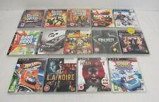 Job lot of PlayStation 4 (PS4) games x 14 inc Guitar Hero, Sonic, COD - CBN S21