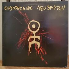 Einsturzende Neubauten Vinyl LP 80-83 Strategies Against Architecture 1983 Mute