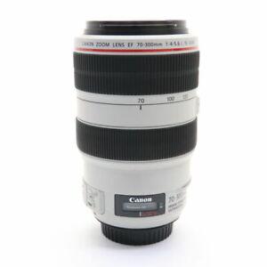 Canon EF 70-300mm f/4-5.6  L  USM Lens