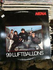 Nena - 99 Luftballons Vinyl LP - 1984