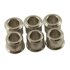 Real Life Relics Kluson Aged Nickel Tuner Conversion Adapter Bushings 10mm to 6