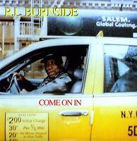 R.L. Burnside - Come on in [New Vinyl]