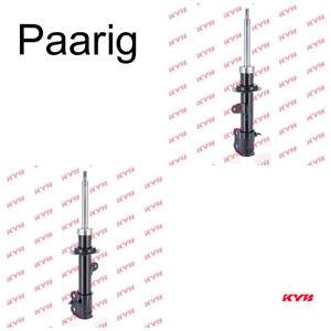 KYB Hinterer Stoßdämpfer Für Peugeot 505 444088