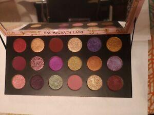 Pat McGrath Labs Mega Celestial Divinity Eyeshadow Palette Ltd Edition