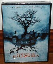 CUENTOS DE HALLOWEEN DVD NUEVO PRECINTADO TERROR (SIN ABRIR) R2