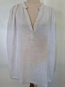Ladies Bohemian Traders Cotton Top Size XL
