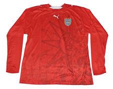 Uruguay National Team Soccer Away Red Jersey Camiseta PUMA XL suarez
