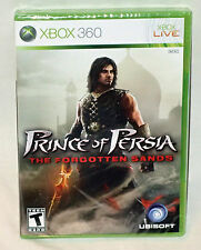Prince of Persia : The Forgotten Sands Xbox 360 Brand New & Factory Sealed