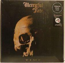 Mercyful Fate Time  2016 reissue German press LP black  Vinyl Record new