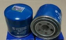GENUINE ENGINE OIL FILTER X 2EA SUITS HYUNDAI TIBURON 2007-2011 2.7 PETROL