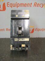 Square D KA36125 3 Pole 125 Amp 600V Circuit Breaker