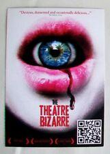5 THE THEATRE BIZARRE  Postcards  Richard Stanley Udo Keir