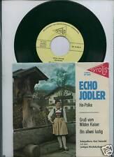 Die lustigen Kirchdorfer Erni Seiwald - Echo Jodler