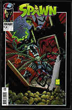 Spawn Infinity cómic vol.1 # 9/'98
