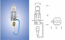 1 x 443 Nuovo Alogena H3 Testa Luce Lampadina Riflettore 80 VOLT 55WATT