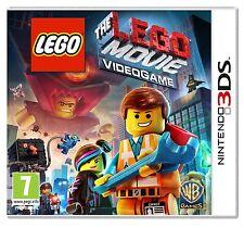 LEGO LA PELICULA EL VIDEOJUEGO LEGO THE MOVIE VIDEOGAME NUEVO 3DS