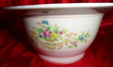 Vintage Collectible China Ceramic Sugar Bowl Sauce Dish Handpainted Enesco Japan