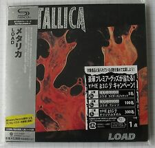 METALLICA - Load JAPAN SHM MINI LP CD NEU! UICY-94667