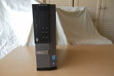 Dell Optiplex 9020 SFF, i7 4770 QUADCORE 3.4GHZ 8GB RAM 500GB HD WIN7 PRO+COA
