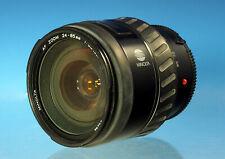 Minolta AF 24-85mm 1:3,5-4,5 Minolta / Sony-A Bajonett Objektiv / Lens - 30924