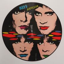 KISS ASYLUM HOLLAND PICTURE DISC #