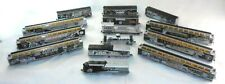 Oakland Raiders Hawthorne Village Train Set Diesel Locomotive + 13 Cars