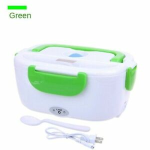 Electric Lunch Box 1.5L Portable Food Heating Rice Cooker Warm Heater Storage
