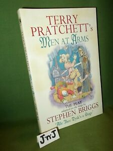 TERRY PRATCHETT'S MEN AT ARMS THE PLAY STAGE ADAPTION BY STEPHEN BRIGGS PB 1997