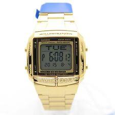 Casio DB-360G-9A Gold Plated Digital Watch