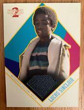 2019 Topps Stranger Things 2 Lucas Sinclair Base Relic Card CR-LS