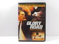 Glory Road (DVD, 2006, Full Frame)
