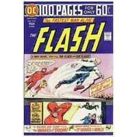 Flash (1959 series) #232 in Fine minus condition. DC comics [*e9]