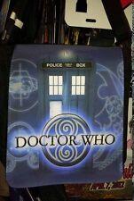 L@@K! Doctor Who Tardis Shoulder Bag! Whovians! Tote bag with pockets