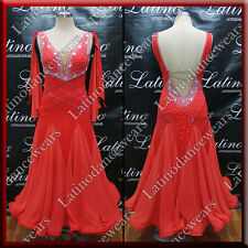 LATIN RHYTHM SALSA BALLROOM COMPETITION DANCE DRESS (ST305A)
