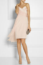 Notte by Marchesa Origami Strapless Dress Size 10 $755