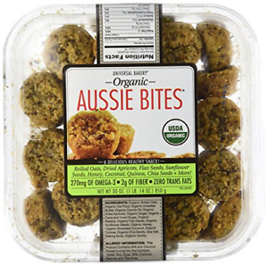 Universal Bakery Organic Aussie Bites