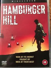 Don Cheadle HAMBURGER HILL ~ 1987 Vietnam War Film Classic UK DVD