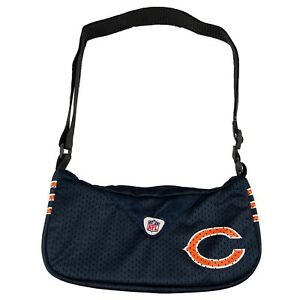 Chicago Bears NFL Team Jersey Purse Womens Handbag